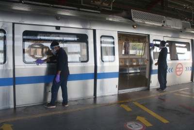 Blue, Pink lines of Delhi Metro resume services after 171 days
