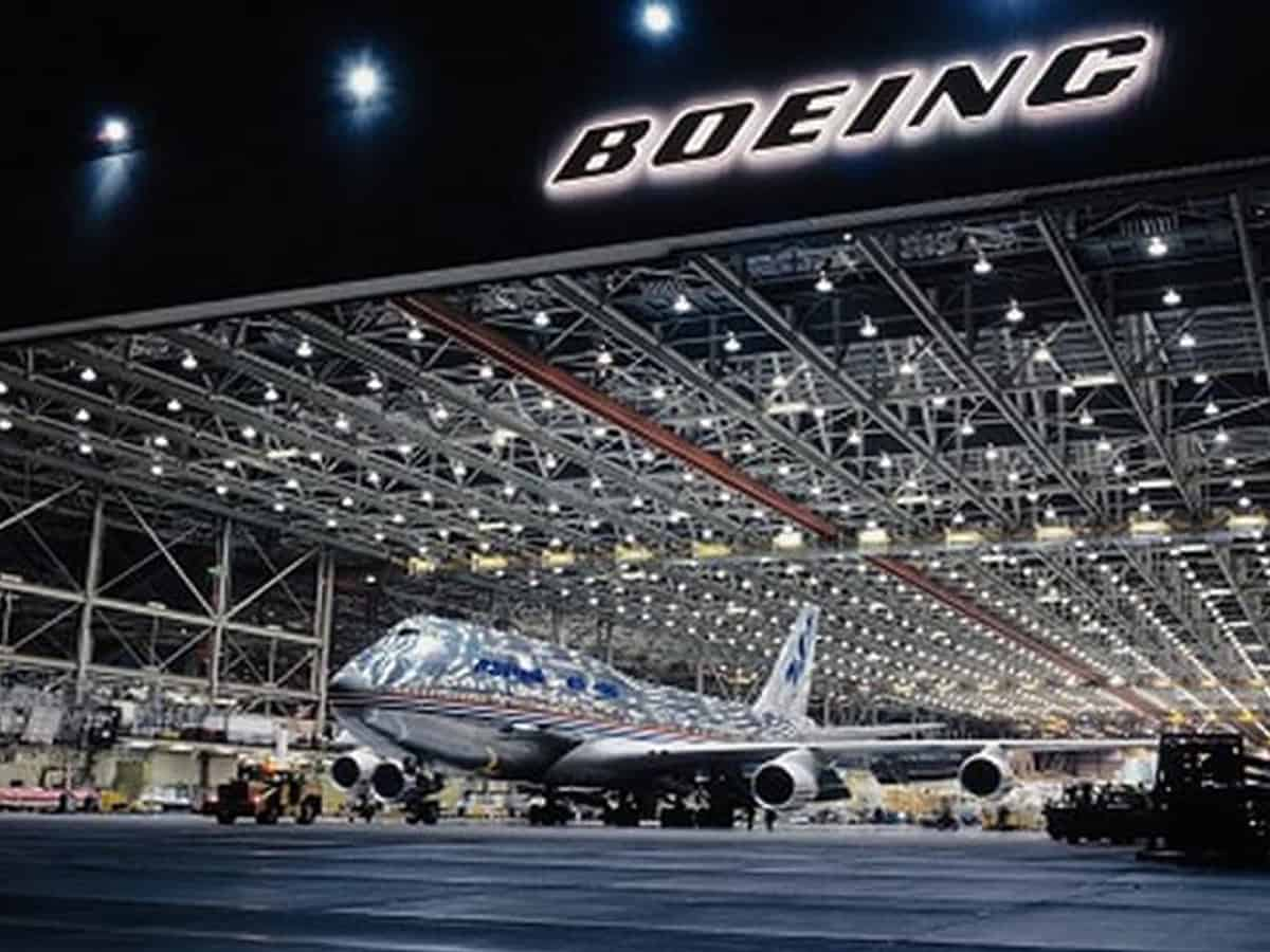 Boeing appoints new chief strategy officer