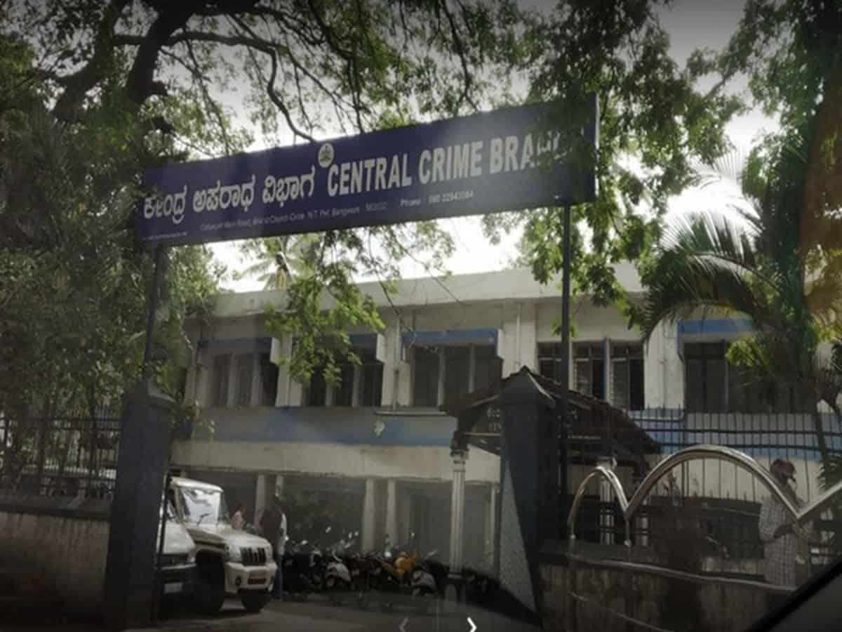 Bengaluru CCB raids actor Sanjana Galrani's residence