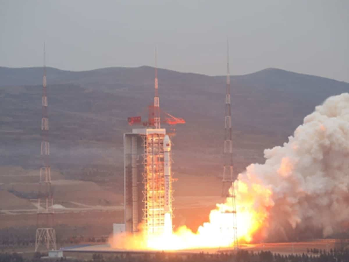 China tests secret spacecraft amid crisis with India