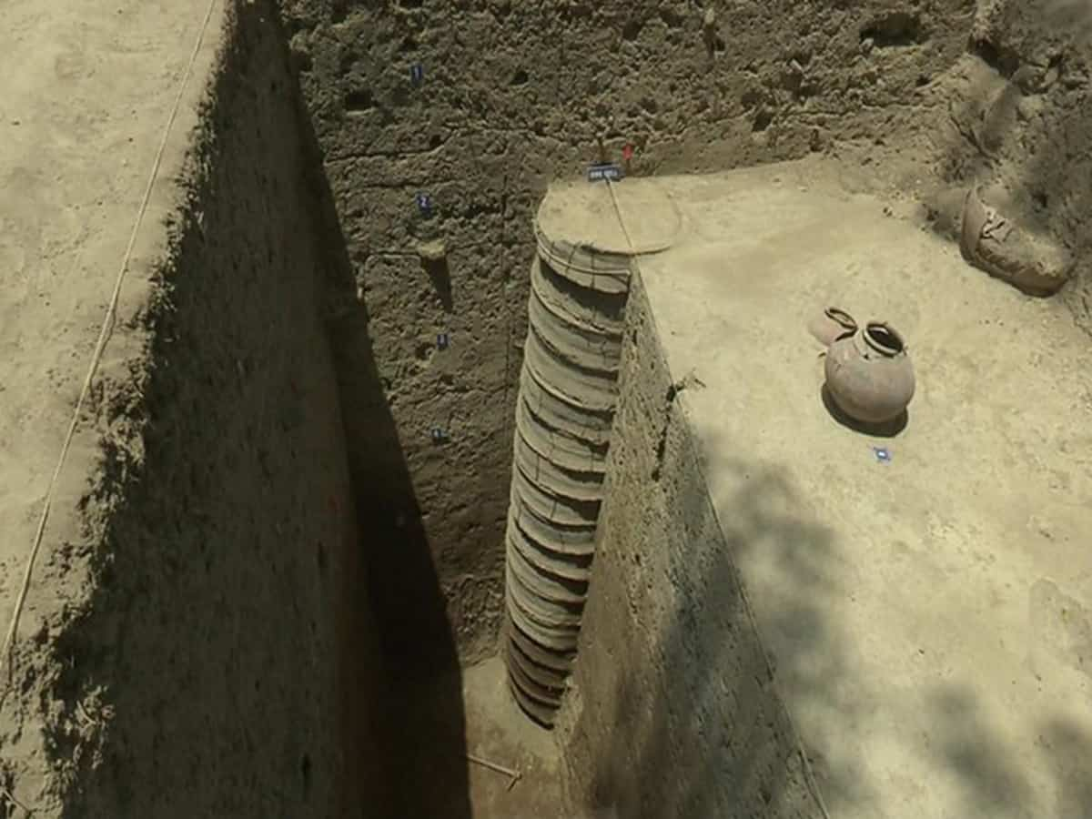 Tamil Nadu: 931 items related to Vaigai river civilization excavated in phase six