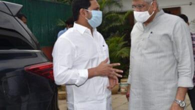 Photo of Andhra CM invites Union Jal Shakti Minister to visit Polavaram