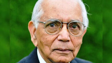 Photo of World class statistician C R Rao has turned 100; may he live many more years