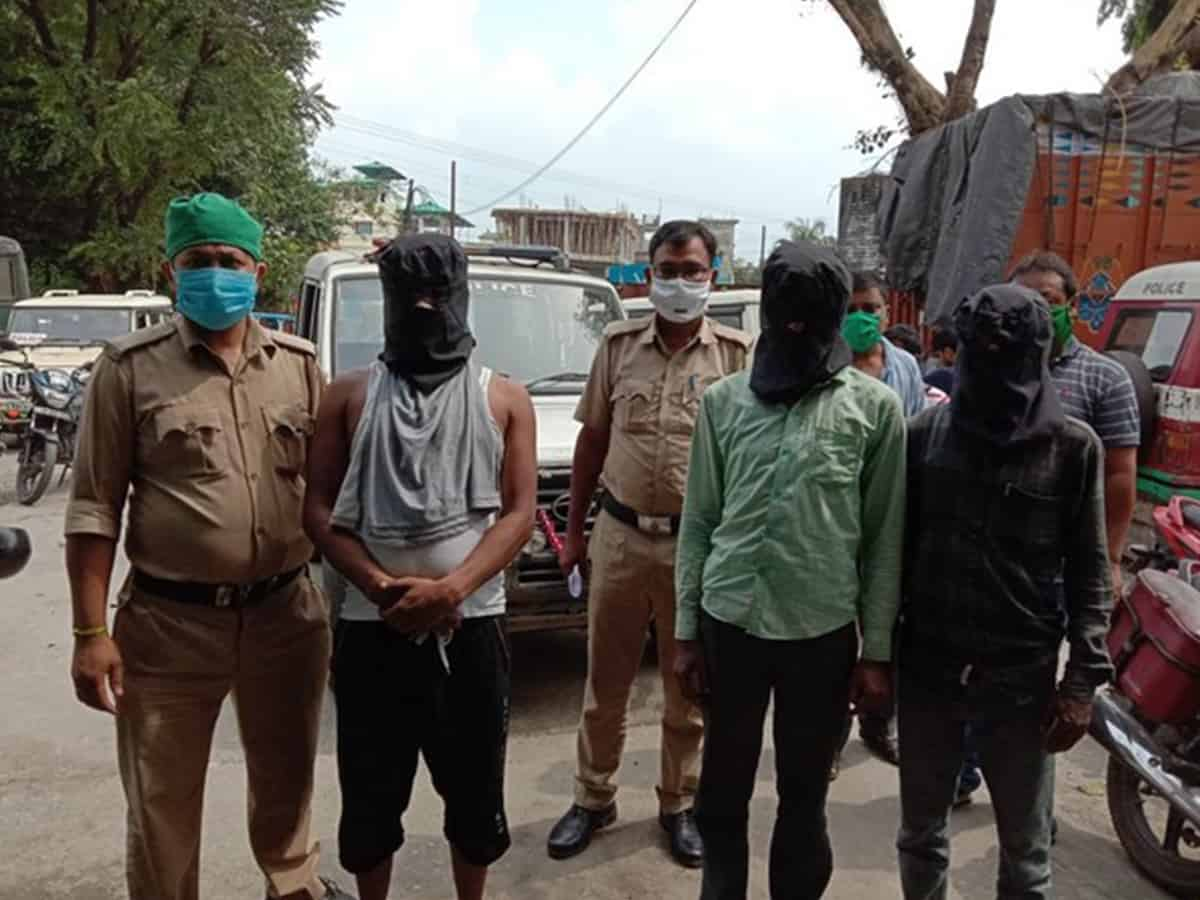 3 held with brown sugar worth Rs 1 crore from West Bengal's Siliguri