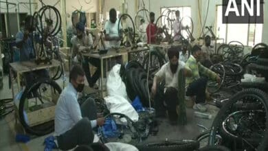 Photo of Ludhiana's cycle industry falls down due to labour shortage