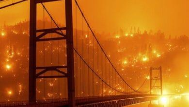 Photo of California nears milestone: 4 million acres burned in fires