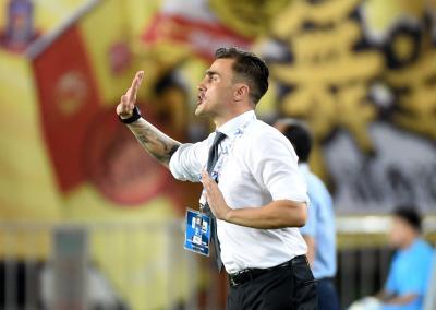 Cannavaro celebrates birthday with Evergrande win