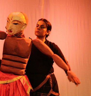 Children are a very serious audience: Puppeteer Anurupa Roy