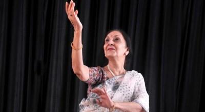 Children must be aware of classical art forms: Kathak dancer Geetanjali Lal