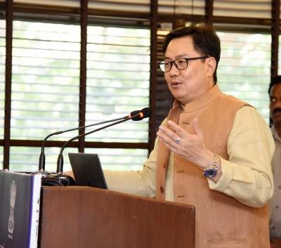 China to hand over 5 Arunachal youths on Saturday: Rijiju