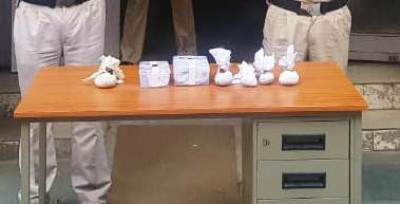 Chinese police seize over 13 kg of heroin in border province