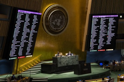 Collective action within UN framework needed to tackle global challenges