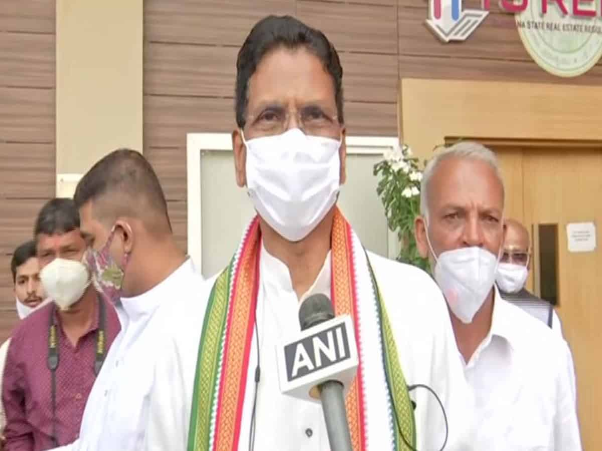 Congress leader suggests all-party meet for GHMC elections