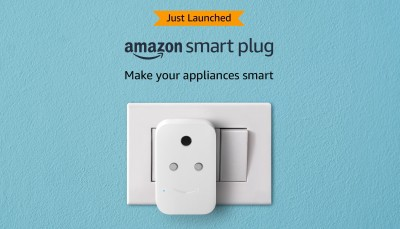 Control appliances at home with Amazon Smart Plug in India
