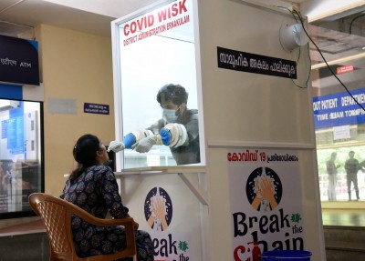 Daily Covid cases in Kerala heading 'north' as 6477 more test positive