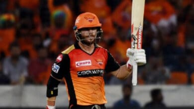 Warner hits out at SRH's poor middle-order approach