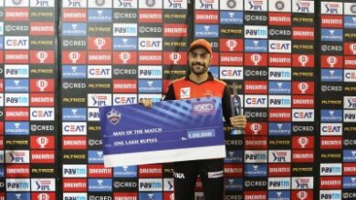 Photo of Dedicate this man of the match to my parents: Rashid