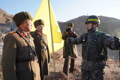 Defector caught trying to cross back into N.Korea