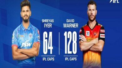 Photo of IPL: Delhi Capitals wins toss, opts to bowl first against SRH