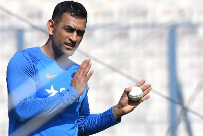 Dhoni, CSK finally start practice in UAE