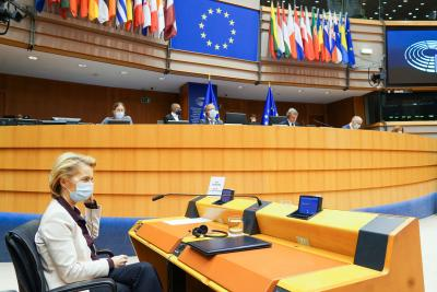 EC launches foresight report aimed for 'resilient Europe'