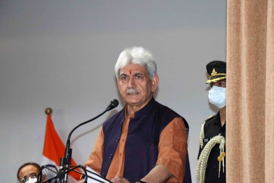 Economic package for J&K coming soon: Lt Governor