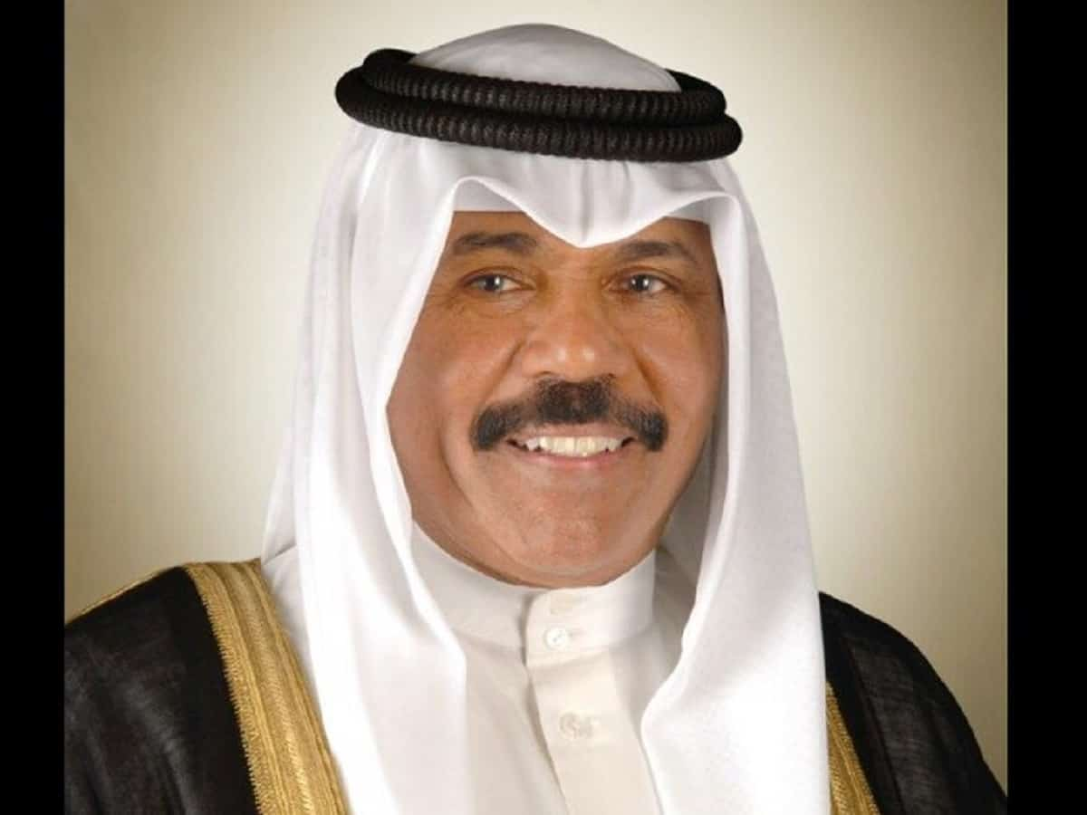 Crown Prince Sheikh Nawaf