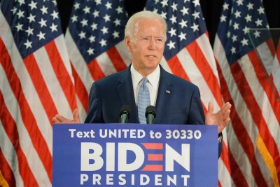 Election poll shows Biden leads Trump 45-40% in Arizona