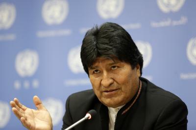 Ex-Bolivian Prez rejects US nominee to head IDB