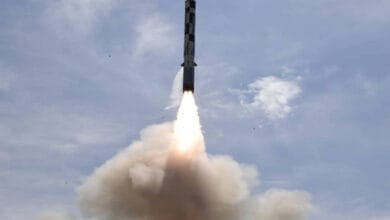 India successfully test-fires over 400 km strike range BrahMos supersonic cruise missile