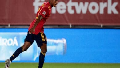 Photo of Ansu becomes Spain's youngest-ever goalscorer in win over Ukraine