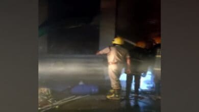 Photo of Secunderabad: Fire at shop in Monda market brought under control