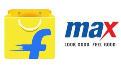 Photo of Flipkart partners with Max Fashion ahead of festive season