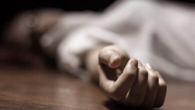 Photo of Body of a 21-yr-old woman found in Delhi's Mundka