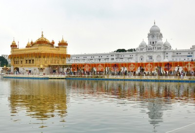 Golden Temple langar gets big donation from Canada India Foundation