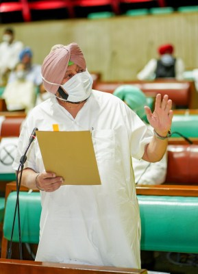 'Golgappas' seller boy's spirit touches Punjab CM's heart