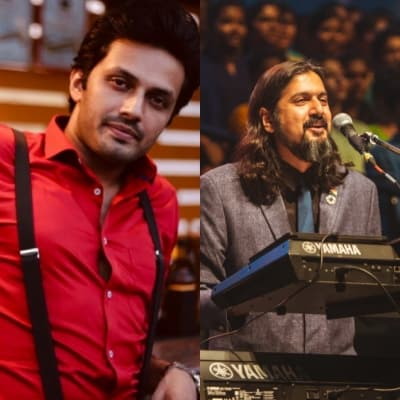 Grammy winner Ricky Kej, National Award winner Arun Shankar Mohan team up
