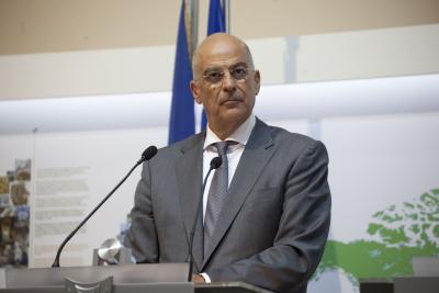 Greece, Egypt to continue East Med border talks: Greek FM