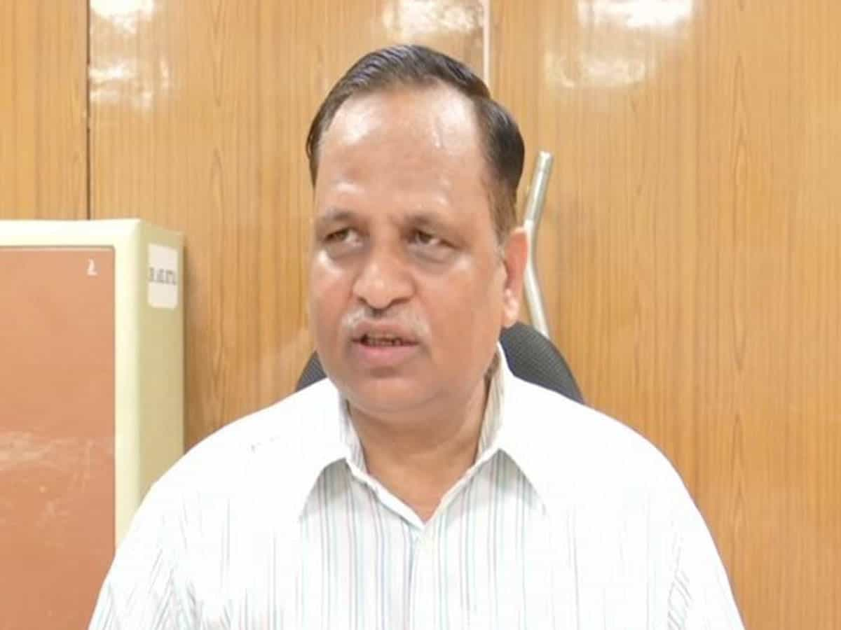 Only ICMR or Centre can comment on 'community spread' in India: Delhi Health Minister
