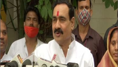 Photo of Congress lacks policy and leaders, says MP Home Minister