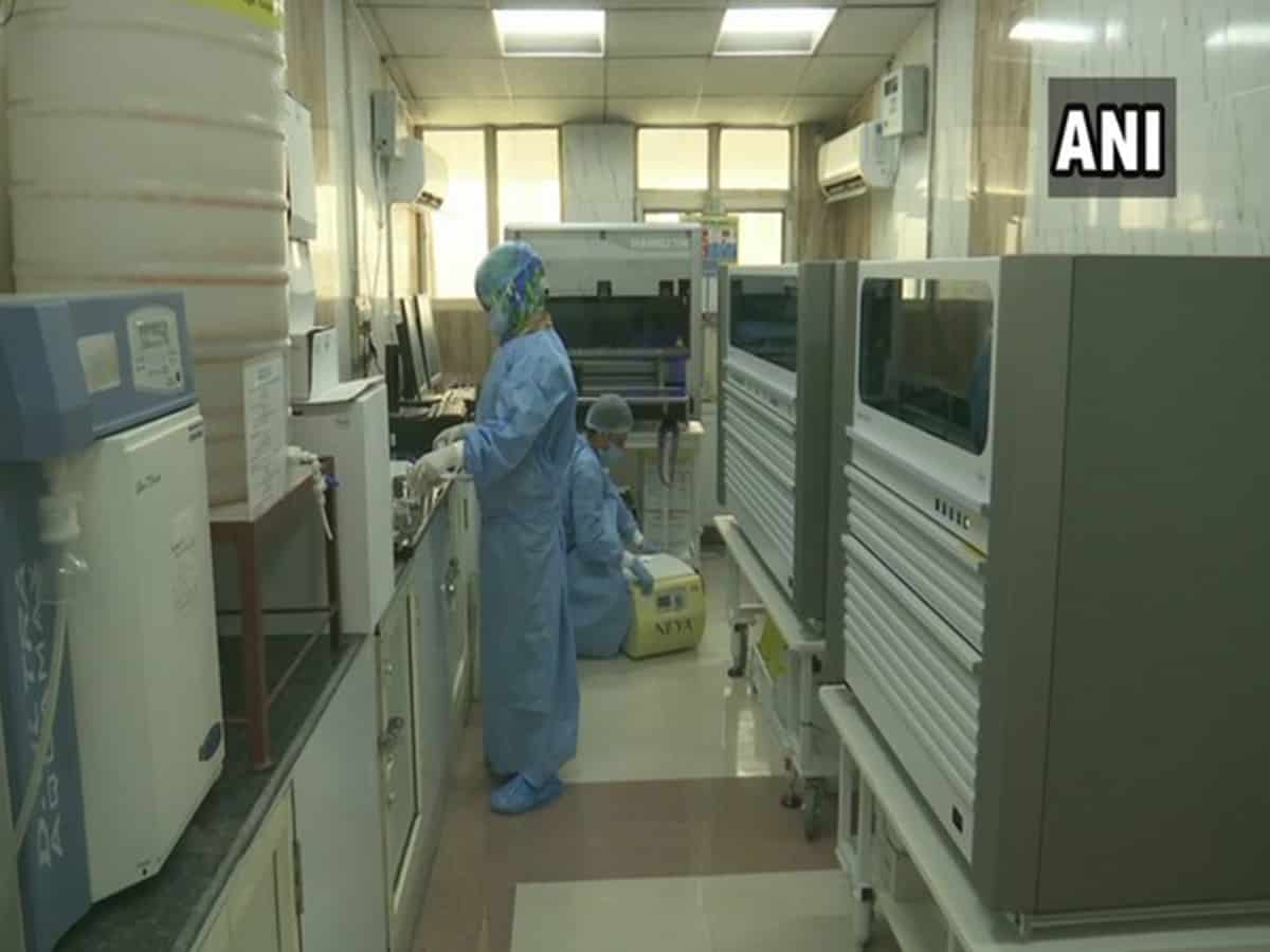 Kashmir's first NAT-PCR facility a lifesaver for residents
