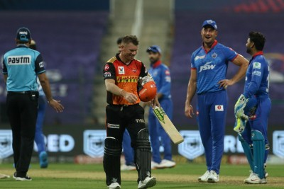 Have been training hard for death overs: Warner