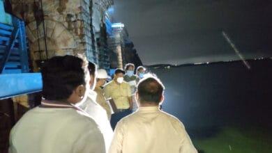 Photo of Himayat Sagar flood gates likely to be opened, 35 families evacuated