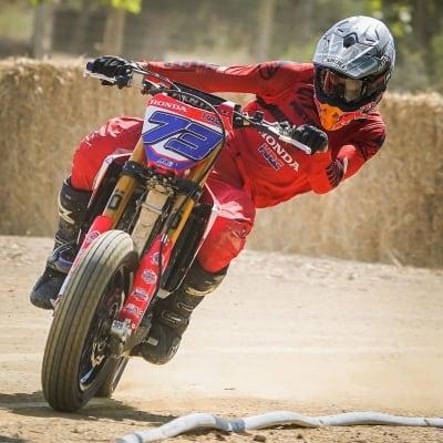 Honda rider Alex Marquez improves by a second