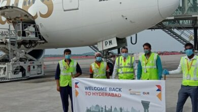 Photo of Hyderabad Airport resumes direct connection with Dubai