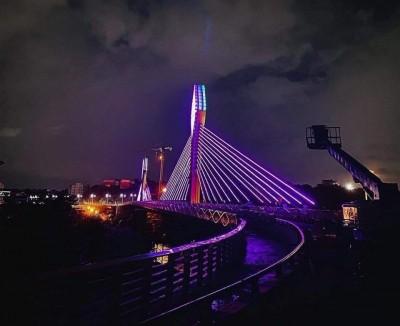 Hyderabad adds new landmark as 'hanging bridge' thrown open