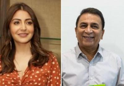 I am not being sexist or blaming Anushka: Gavaskar