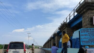 Photo of Himayat Sagar gates likely to be lifted, if rains continue after 10 years