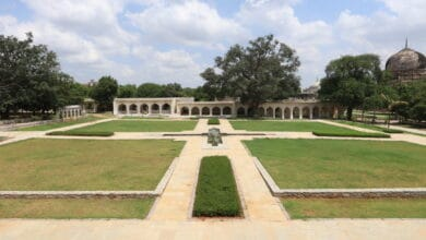 Photo of Pomegranate and rose gardens to return to Qutb Shahi Tombs
