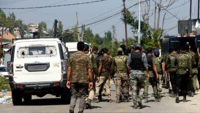 Photo of Jaish militant killed in Budgam District, J&K